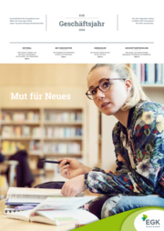 Public version of the consolidated annual report 2018 (German)